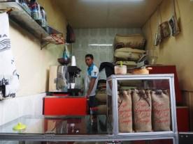 Kaffee, Mercado De Paloquemao, Bogota