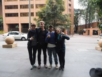 Streetart-Tour, Bogota