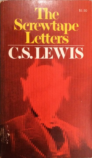 Screwtape Letters   PurJoy Screwtape Letters  Cover
