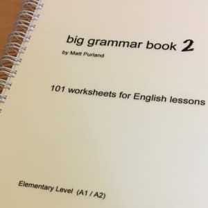 Big Grammar Book 2
