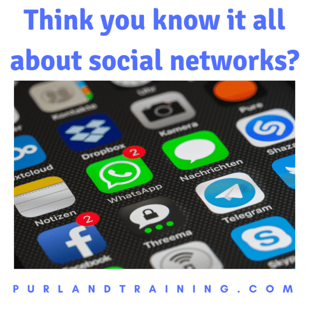 How Much Do You Know about Social Networks? - True/False Quiz