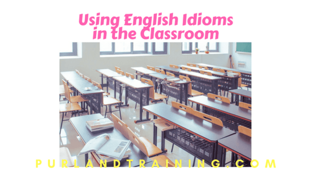 Discussion Words – Focus on Idioms