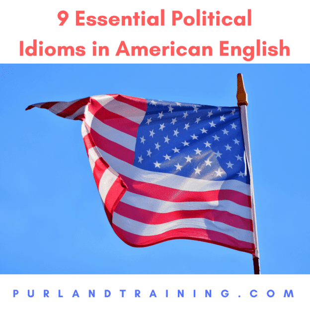 9 Essential Political Idioms in American English