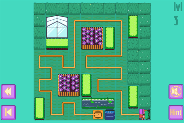Play Mow It - Screenshot 1