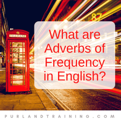 What are Adverbs of Frequency?