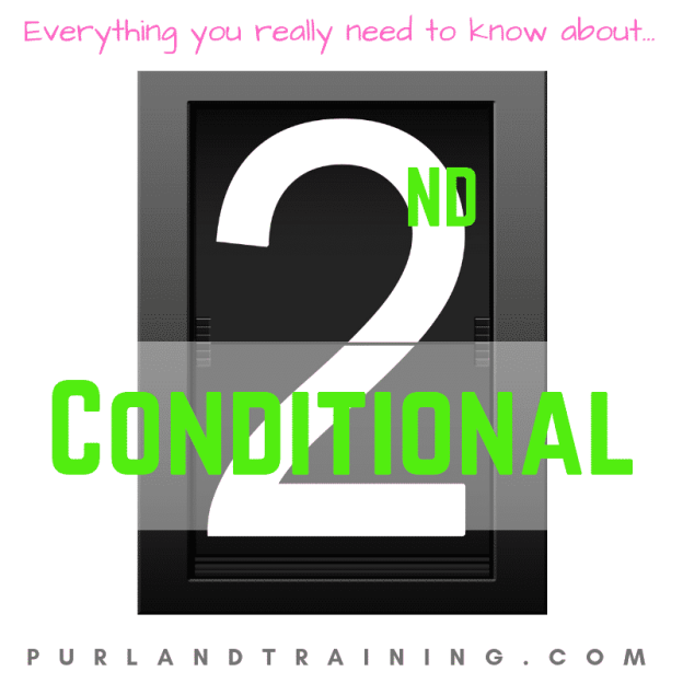 Lesson 6.3 Second Conditional