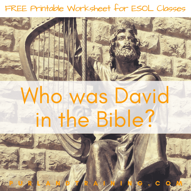 Who was David in the Bible? - Finding out Information