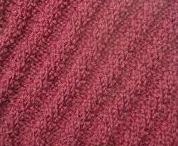Diagonal Rib Stitch