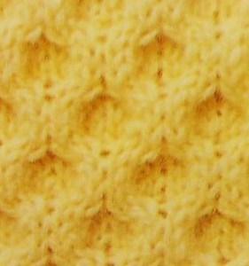 Honeycomb Stitch l