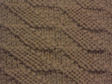 Parallelogram Stitch