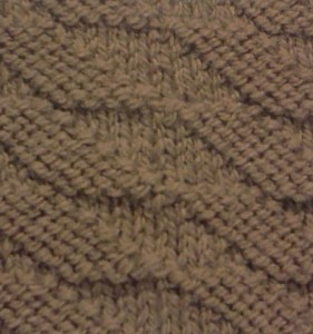 Parallelogram Stitch