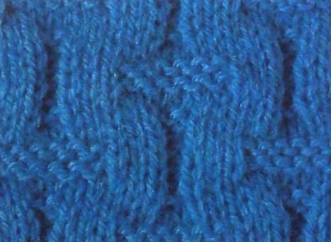 Soft Stripes Stitch