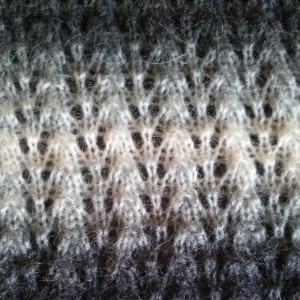 Fountain Lace Stitch