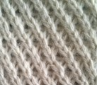 Left Twist Stitch