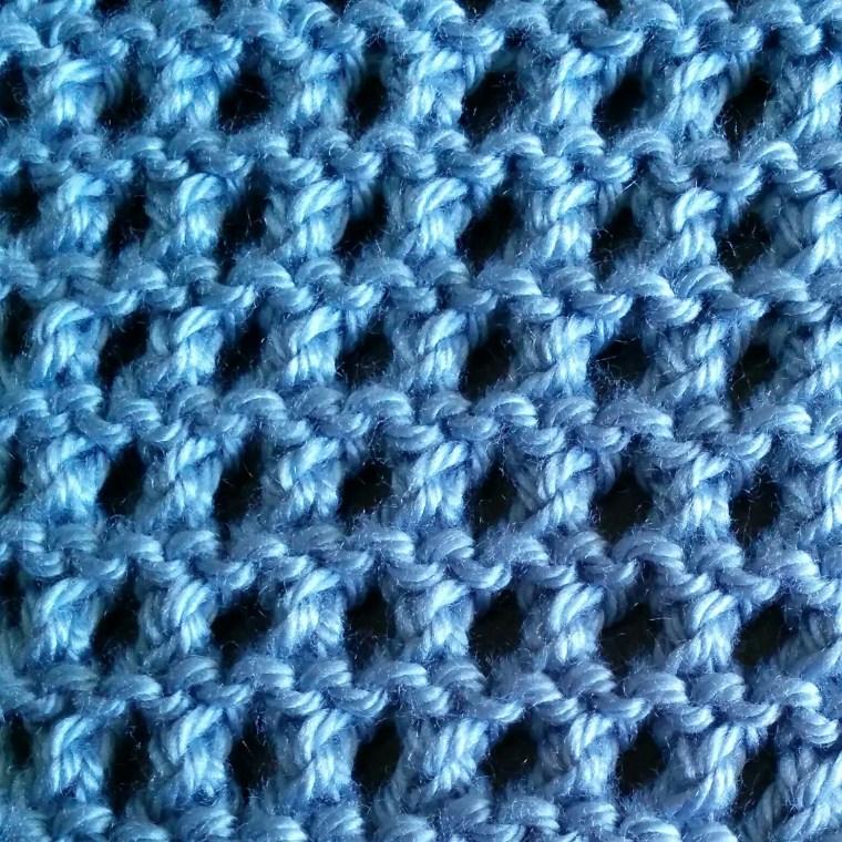 Tiny Columns Stitch