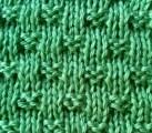 Tiny Woven Basketweave Stitch