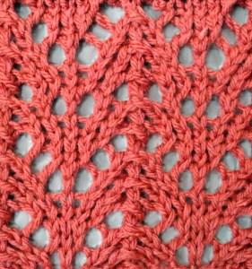 Fishtail Lace Stitch