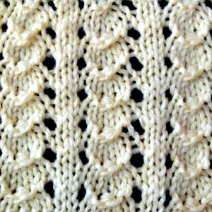 tiny shells stitch