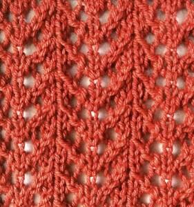 Fern Lace Stitch