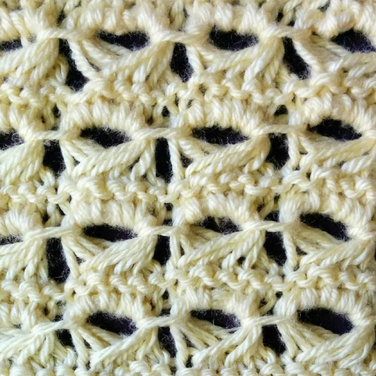 Knitted Broomstick Stitch - Purl Avenue
