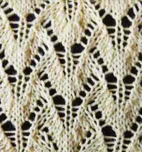 Winged Lace Stitch