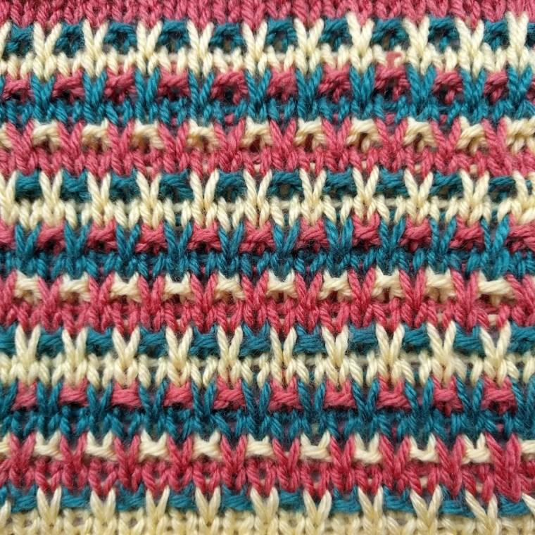 Speckled Slip Stitch II - Purl Avenue