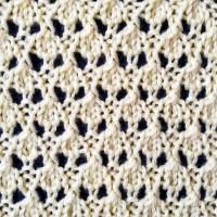 Ornate Openwork II Stitch