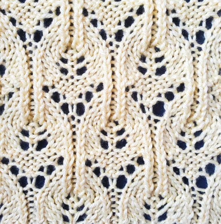 Chandelier Lace Stitch