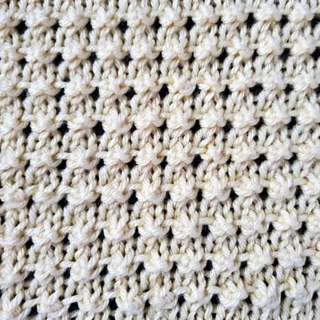 Pebble Stitch