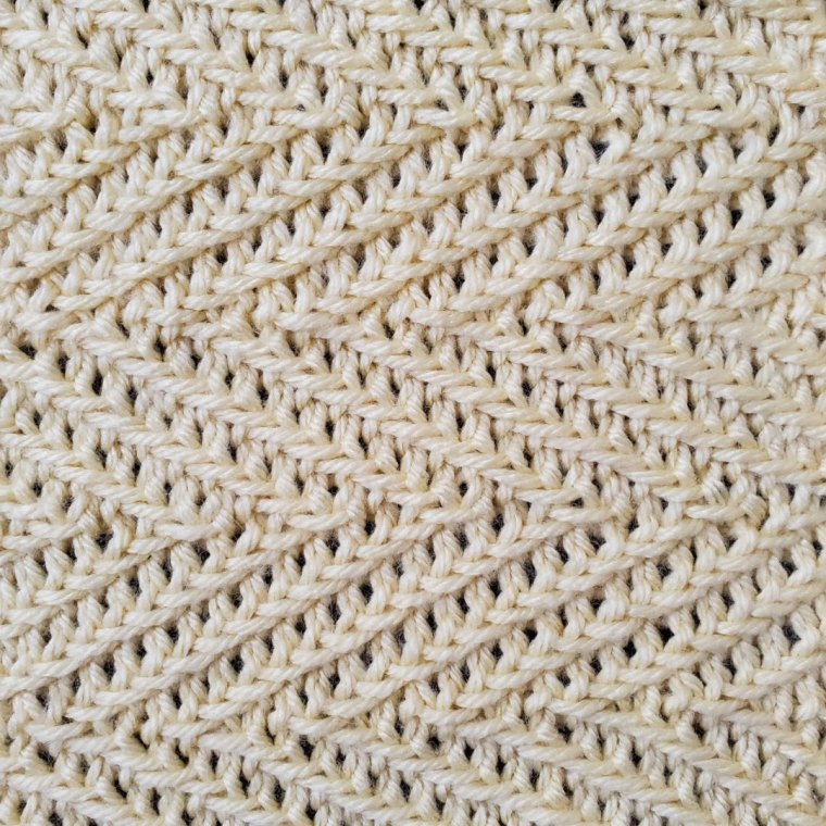 Woven Herringbone Stitch