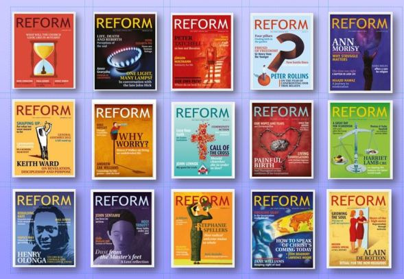 Reform - the URC Magazine