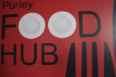 Purley and Kenley Food Hub