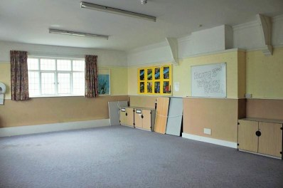 Room 1 - capacity 50 people
