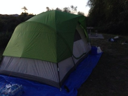 my home for 3 nights