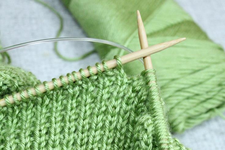graphic regarding Free Printable Knitting Patterns for Baby Blankets named Rice Sch Boy or girl Blanket Totally free Knitting Behavior - PurlsAndPixels