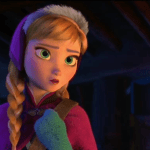 Anna's Frozen Mittens Disney - Get Frozen the movie on Amazon