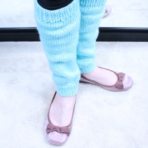 Leg warmer knitting pattern, designed by Liz Chandler @PurlsAndPixels