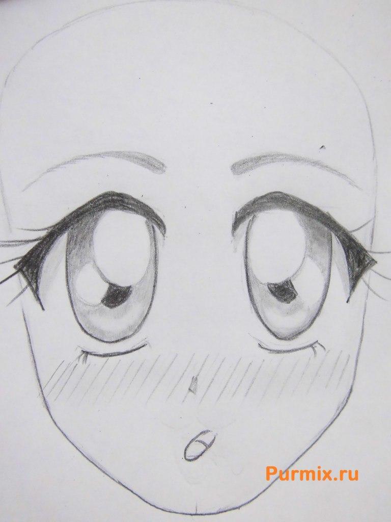 Cum De A Desena Fata Fata Anime Cu Creion în Etape