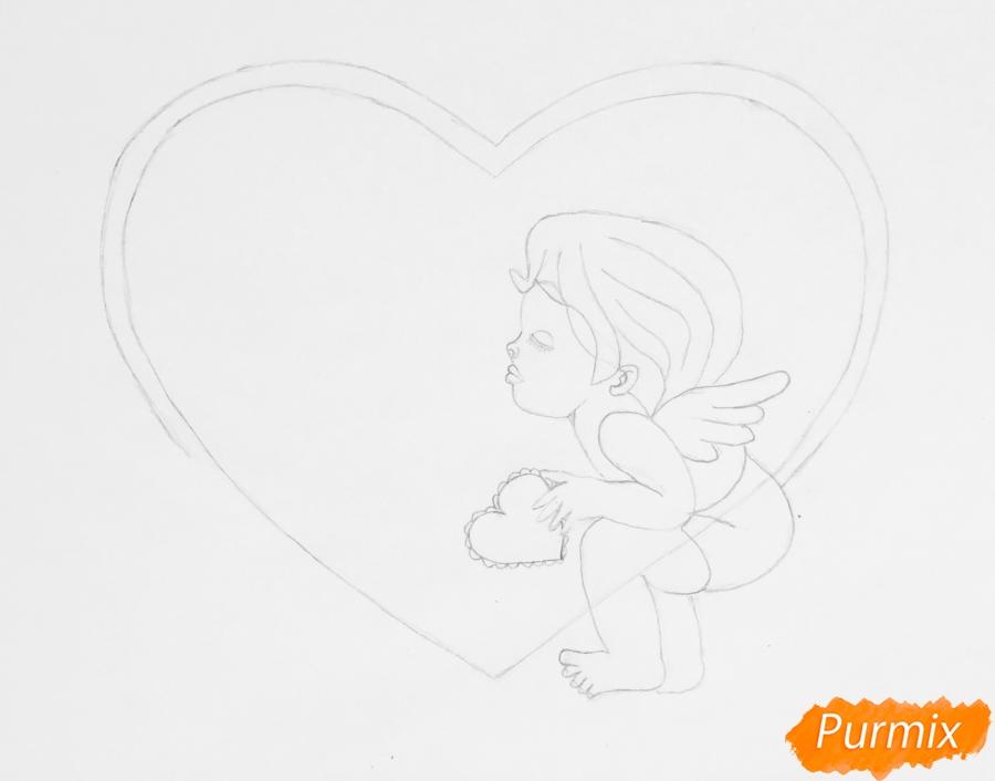 Эссенс картинки, рисунок на день влюбленных карандашом поэтапно
