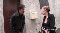 Sexo Anal Con Rubia Conseguida En La Calle