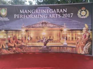 Mangkunegaran Performing Art