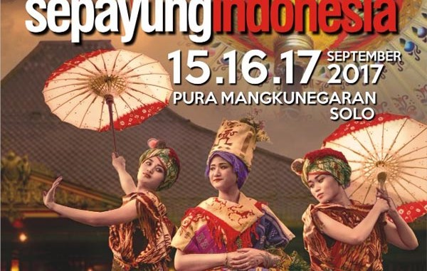 Festival Payung Indonesia 2017, Sepayung Indonesia