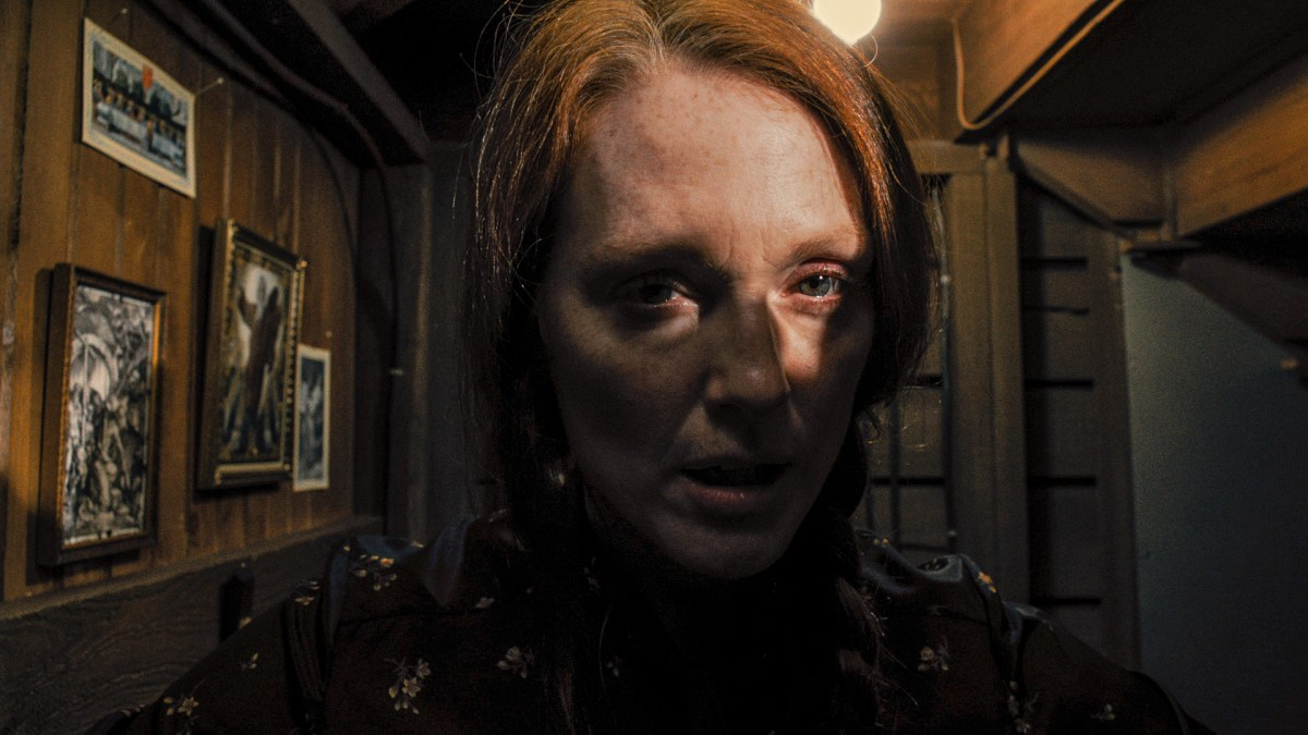 Julianne Moore stars in Metro-Goldwyn-Mayer Pictures and Screen Gems' CARRIE.