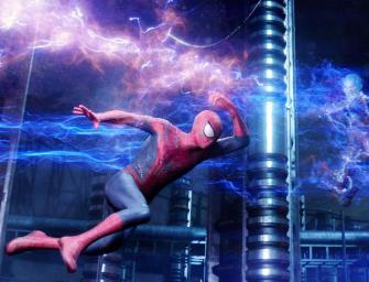 Homem-Aranha passeia por NYC em pôsteres de seu novo filme