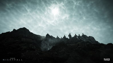 SDCC-2014-Halo-Nightfall-Halo-Ring-Ringworld