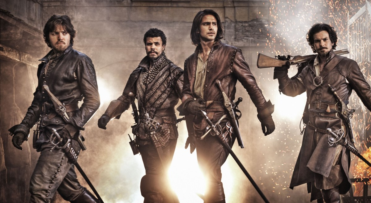 The-Musketeers-First-Image