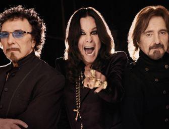 """Black Sabbath relançará """"Paranoid"""" em versão com quatro discos!"""