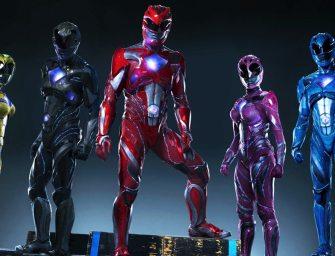 É hora de morfar! Saiu o novo trailer de Power Rangers