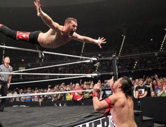 Top 10 Lutas da WWE em 2016