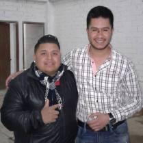 Con Bochito Kanabiz en San Lorenzo Río Grande Zacatecas